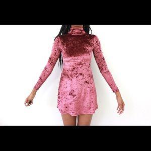 Yum Yum Velvet Dress